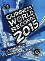 Guinness world records: 2015.